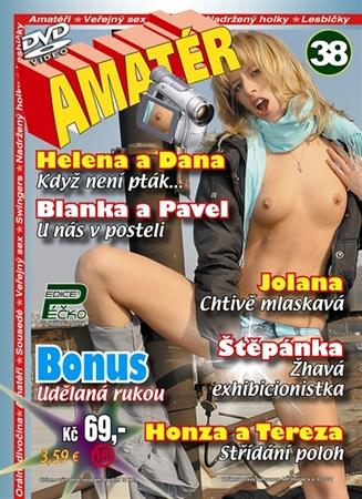 Obrázek DVD Edice Péčko AMATÉR 38