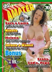 Obrázek DVD Edice Péčko AMATÉR 39