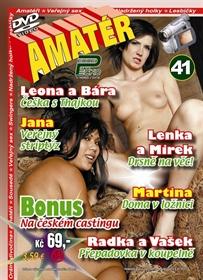 Obrázek DVD Edice Péčko AMATÉR 41