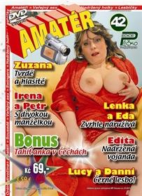 Obrázek DVD Edice Péčko AMATÉR 42