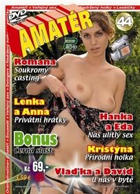 Obrázek DVD Edice Péčko AMATÉR 44