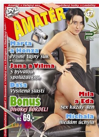 Obrázek DVD Edice Péčko AMATÉR 47