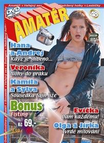 Obrázek DVD Edice Péčko AMATÉR 48