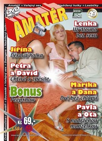 Obrázek DVD Edice Péčko AMATÉR 49