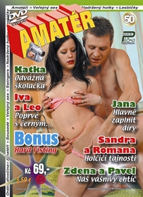 Obrázek DVD Edice Péčko AMATÉR 50