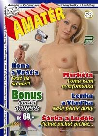 Obrázek DVD Edice Péčko Amatér 58