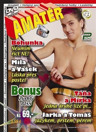 Obrázek DVD Edice Péčko Amatér 59