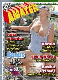 Obrázek DVD Edice Péčko Amatér 60