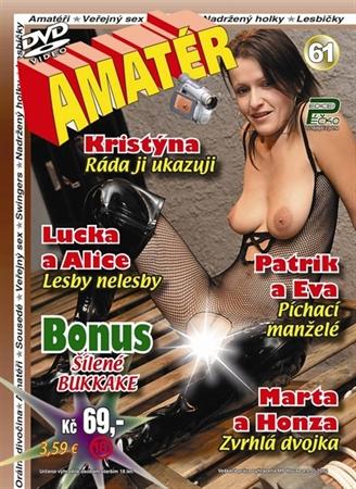 Obrázek DVD Edice Péčko Amatér 61