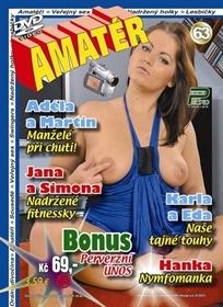 Obrázek DVD Edice Péčko Amatér 63