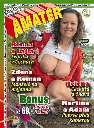 Obrázek DVD Edice Péčko Amatér 64