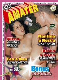 Obrázek DVD Edice Péčko Amatér 66