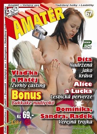 Obrázek DVD Edice Péčko Amatér 67