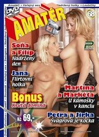 Obrázek DVD Edice Péčko Amatér 68