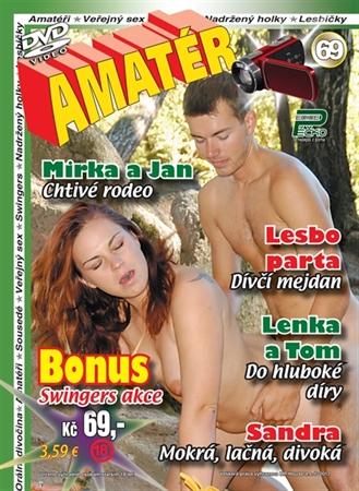 Obrázek DVD Edice Péčko Amatér 69