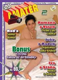 Obrázek DVD Edice Péčko Amatér 75