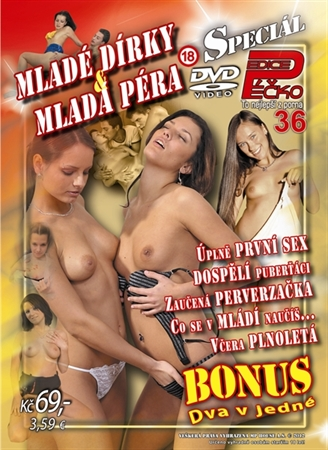 Obrázek DVD Edice Péčko Speciál 36
