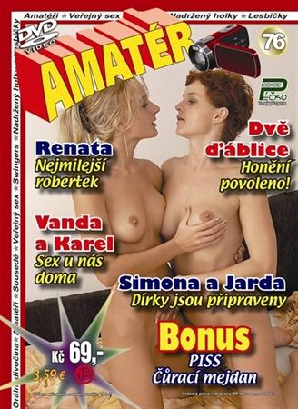 Obrázek DVD Edice Péčko Amatér 76