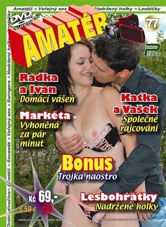 Obrázek DVD Edice Péčko Amatér 77