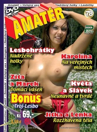 Obrázek DVD Edice Péčko Amatér 78