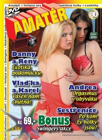 Obrázek DVD Edice Péčko Amatér 80