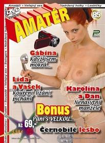 Obrázek DVD Edice Péčko Amatér 85