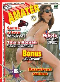 Obrázek DVD Edice Péčko Amatér 87