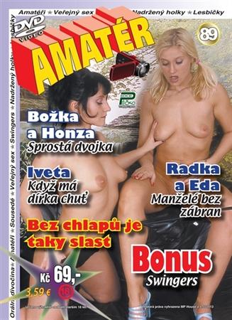 Obrázek DVD Edice Péčko Amatér 89