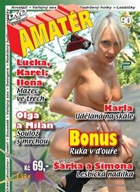Obrázek DVD Edice Péčko Amatér 90