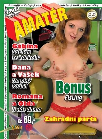 Obrázek DVD Edice Péčko Amatér 95