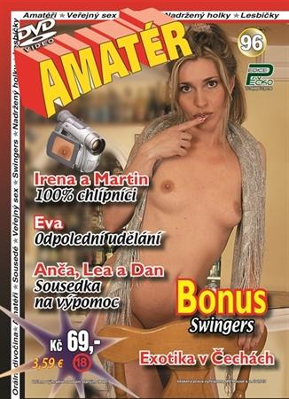 Obrázek DVD Edice Péčko Amatér 96