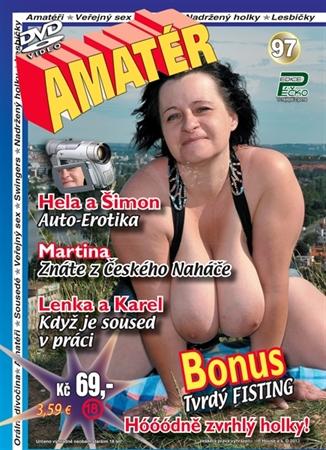 Obrázek DVD Edice Péčko Amatér 97