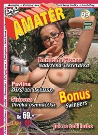 Obrázek DVD Edice Péčko Amatér 99