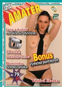Obrázek DVD Edice Péčko Amatér 100