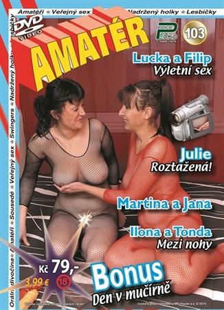Obrázek DVD Edice Péčko Amatér 103