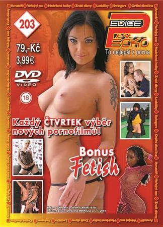 Obrázek DVD Edice Péčko 203