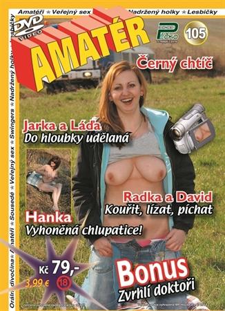 Obrázek DVD Edice Péčko Amatér 105