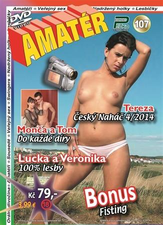Obrázek DVD Edice Péčko Amatér 107