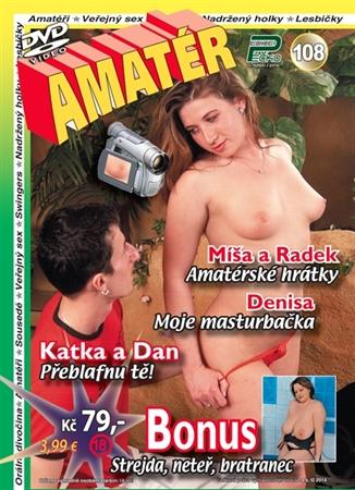 Obrázek DVD Edice Péčko Amatér 108