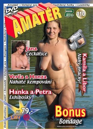 Obrázek DVD Edice Péčko Amatér 110