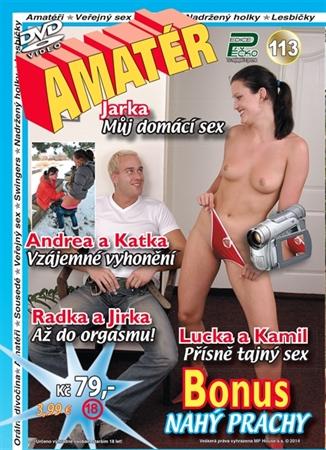 Obrázek DVD Edice Péčko Amatér 113