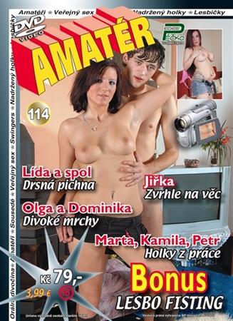 Obrázek DVD Edice Péčko Amatér 114