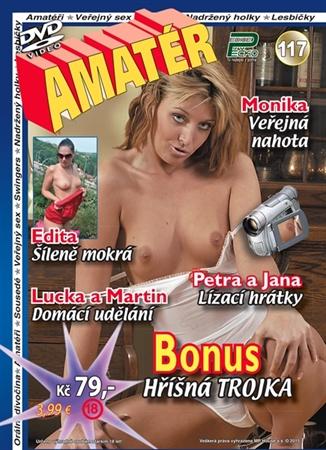 Obrázek DVD Edice Péčko Amatér 117