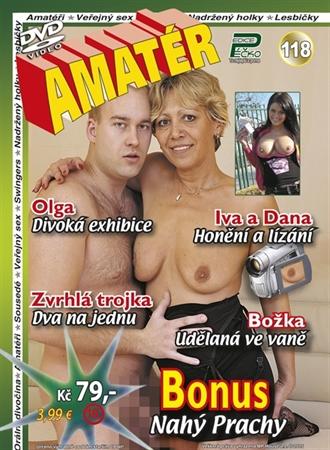 Obrázek DVD Edice Péčko Amatér 118