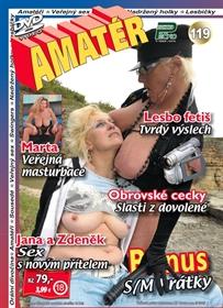 Obrázek DVD Edice Péčko Amatér 119