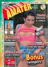Obrázek DVD Edice Péčko Amatér 120