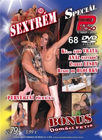Obrázek DVD Edice éčko Speciál 68