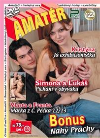 Obrázek DVD Edice Péčko Amatér 122