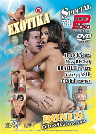 Obrázek DVD Edice Péčko Speciál 70