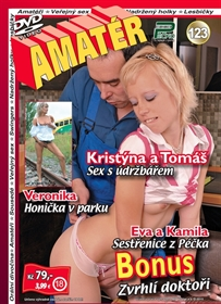 Obrázek DVD Edice Péčko Amatér 123